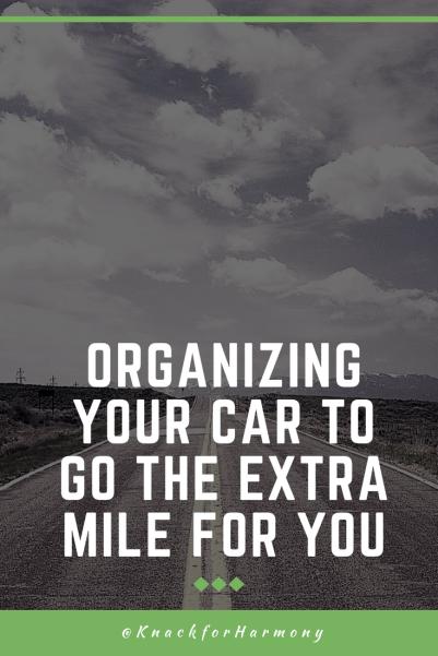 organizingcar